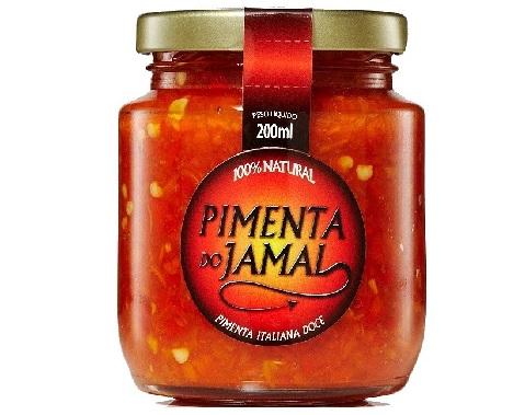 Molho de Pimenta Italiana Doce JAMAL 200ml