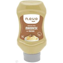 Molho tipo maionese sabor trufado N.OVO 195g