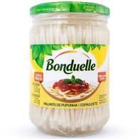 Palmito de Pupunha Spaghetti BONDUELLE 520g