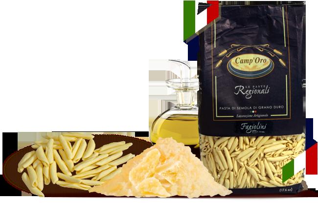 Pasta di Grano Duro Fagiolini CAMP'ORO 500g