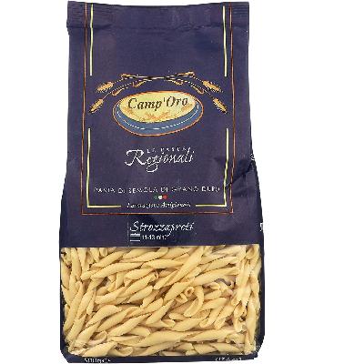 Pasta di Grano Duro Strozzapreti CAMP'ORO 500g
