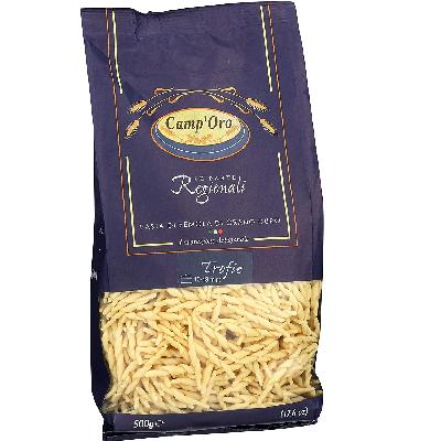 Pasta di Grano Duro Trofie CAMP'ORO 500g