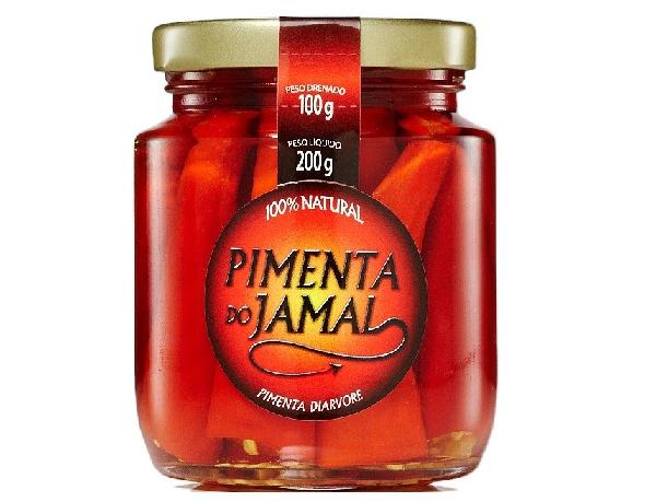 Pimenta Diarvore em Conserva JAMAL 200g