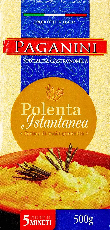 Polenta Italiana PAGANINI 500g