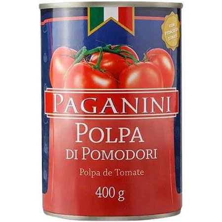 Polpa Tomate PAGANINI Di Pomodori 400g