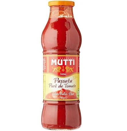 Pure de Tomate MUTTI Vidro 700g