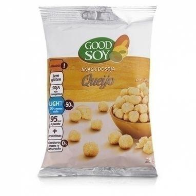 Snack de Soja Queijo GOODSOY 25g