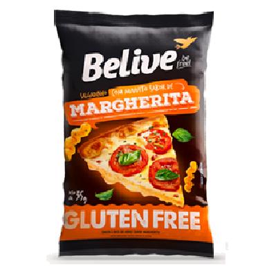 Snack Sabor Margheritta BELIVE 35g