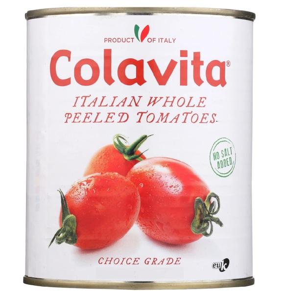 Tomate Pelado Italiano COLAVITA 2,5 kg