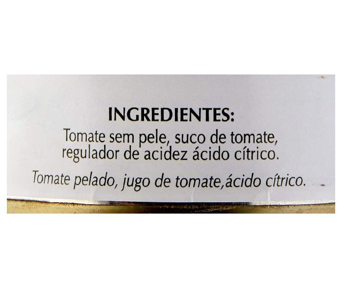 Tomate Pelado Italiano COLAVITA 400g