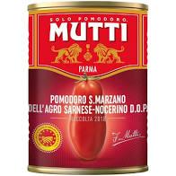 Tomate Pelado MUTTI Lata 400g