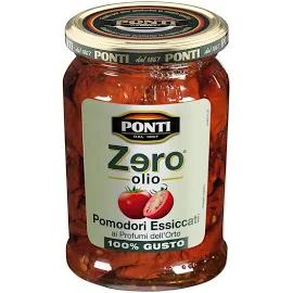 Tomate PONTI Zero Olio Sun Dried Tomato 300g