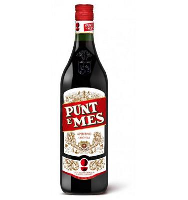 Vermouth CARPANO Punt e Mes 1 Litro