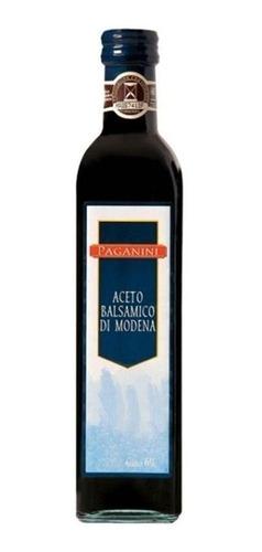 Vinagre Balsâmico Italiano PAGANINI 500ml