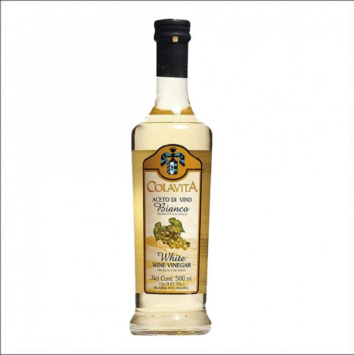 Vinagre de Vinho Branco COLAVITA 500ml