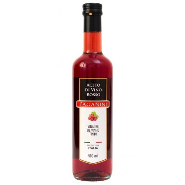 Vinagre  de Vinho Tinto Italiano PAGANINI 500ml