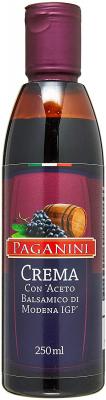 Vinagre Italiano Balsâmico Crema PAGANINI 500ml