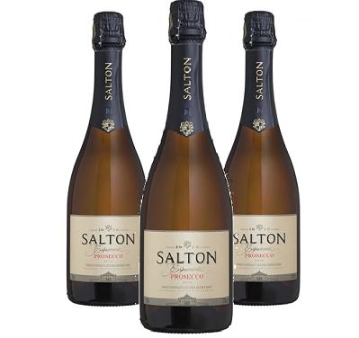 Vinho Prosecco SALTON 750ml ( 3 Garrafas )