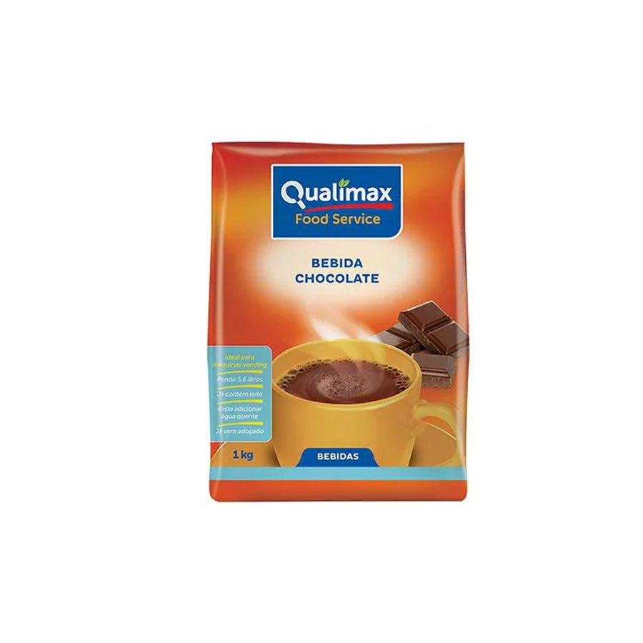Bebida Chocolate Qualimax