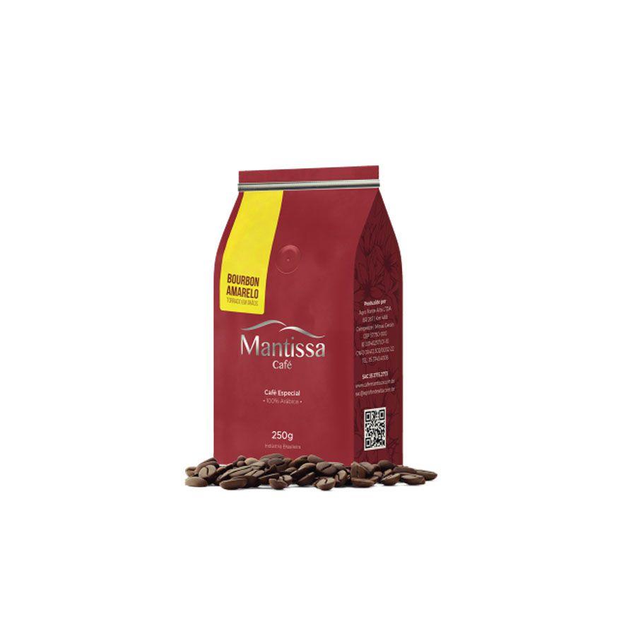 Café Mantissa Bourbon Amarelo - 250gr