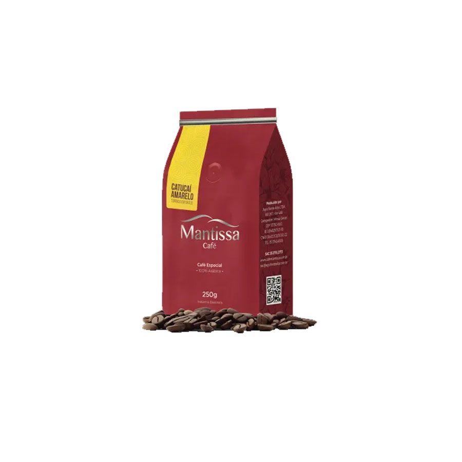 Café Mantissa Catucai Amarelo - 250gr