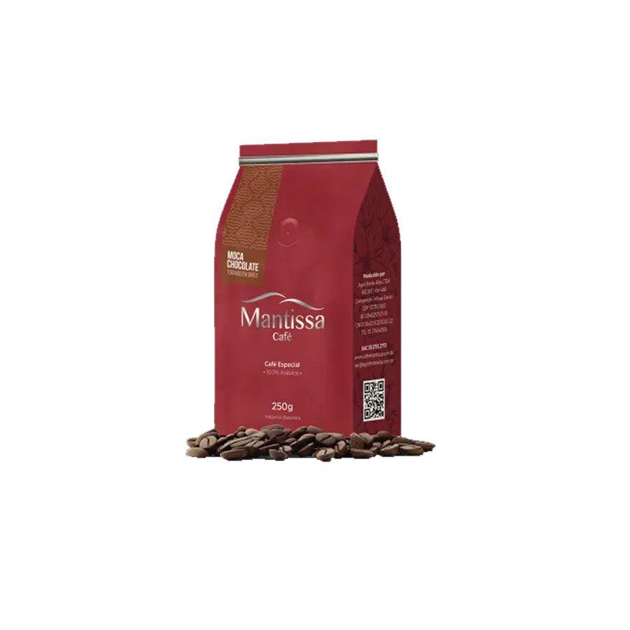 Café Mantissa Moca Chocolate - 250gr