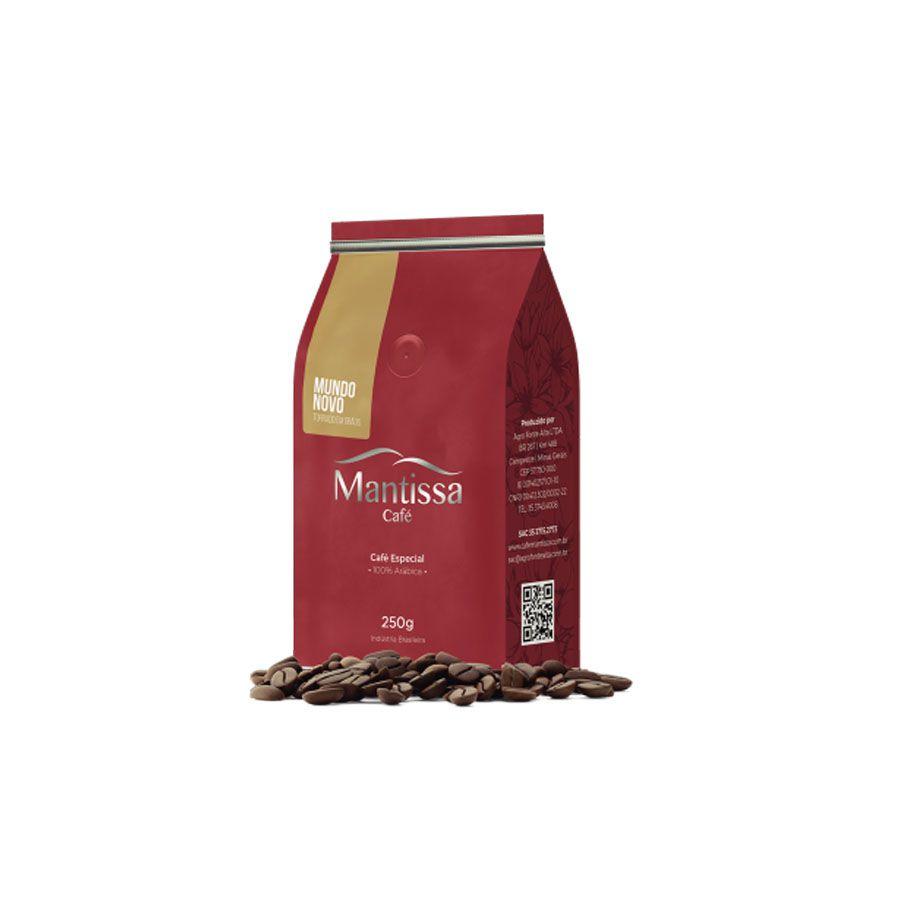 Café Mantissa Mundo Novo - 250gr