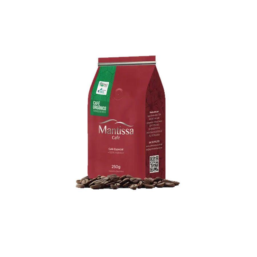 Cafe Mantissa Organico - 250gr