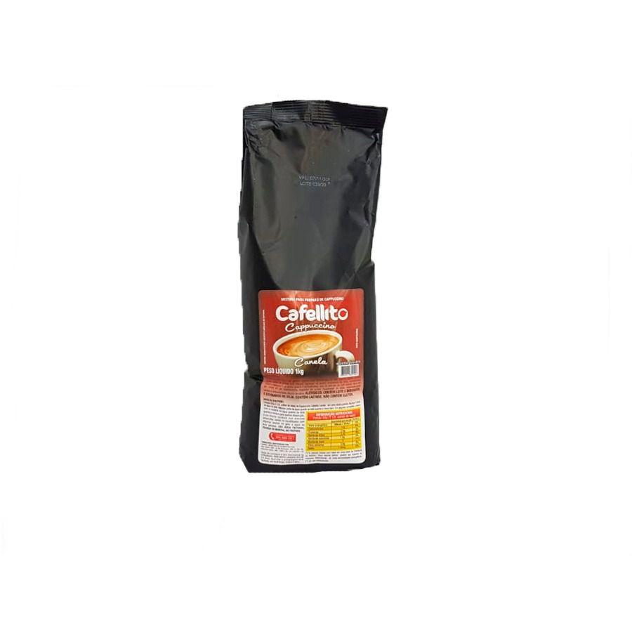 Cappuccino Canela Cafellito