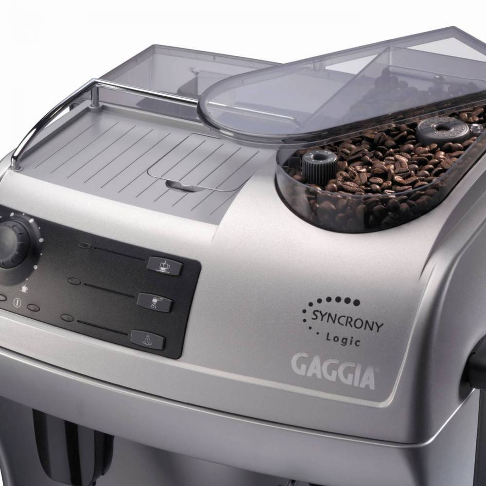 Gaggia Syncrony Logic Cafeteira Expresso Automática