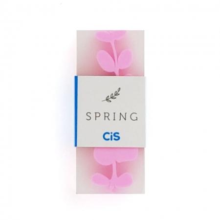 Borracha Spring Cores Pasteis - Rosa