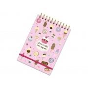 Caderno de Ideias Docinhos