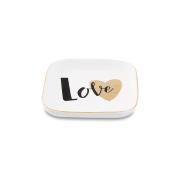 Prato Decorativo Love
