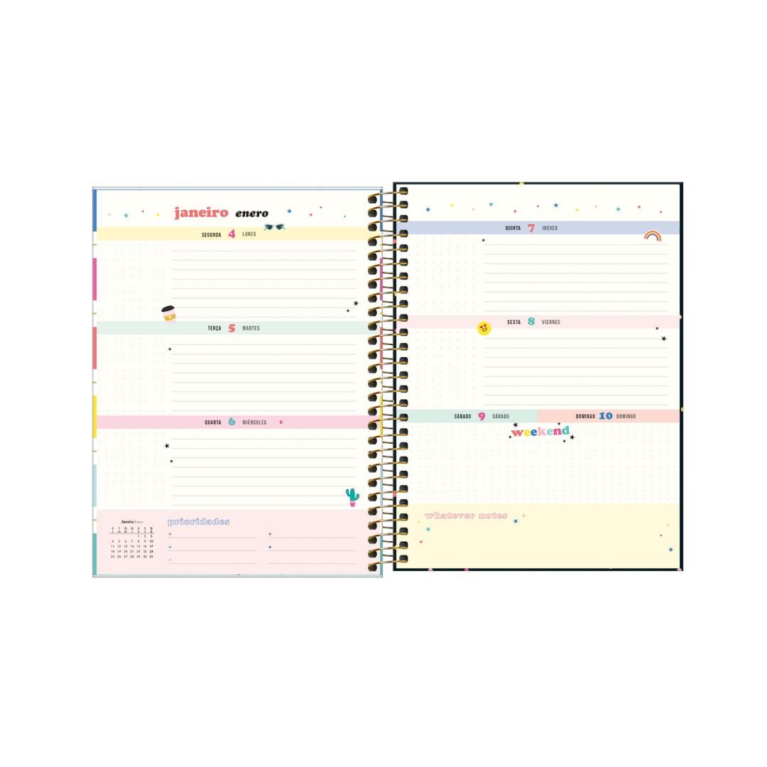 Agenda Planner Be Nice 2