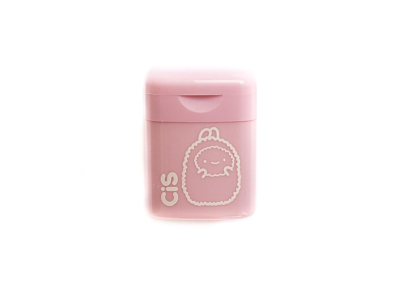 Apontador CIS Pastel - Rosa