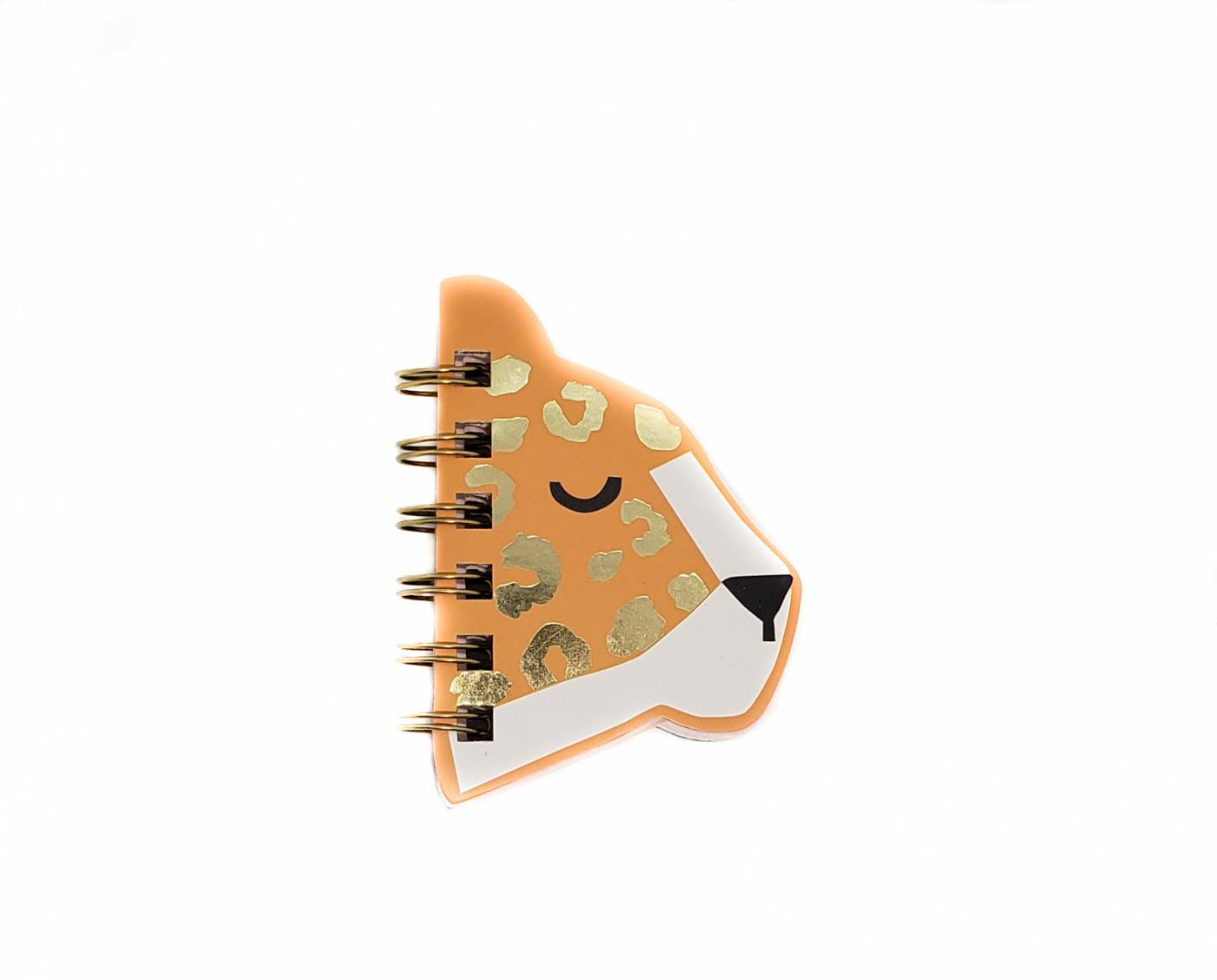 Bloco Sticky Note Animal Print
