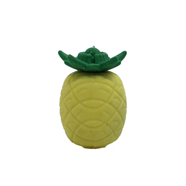 Borracha Abacaxi 2 un Cores Sortidas