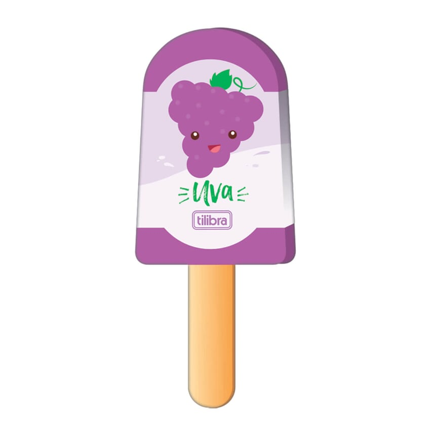 Borracha Picolé Uva