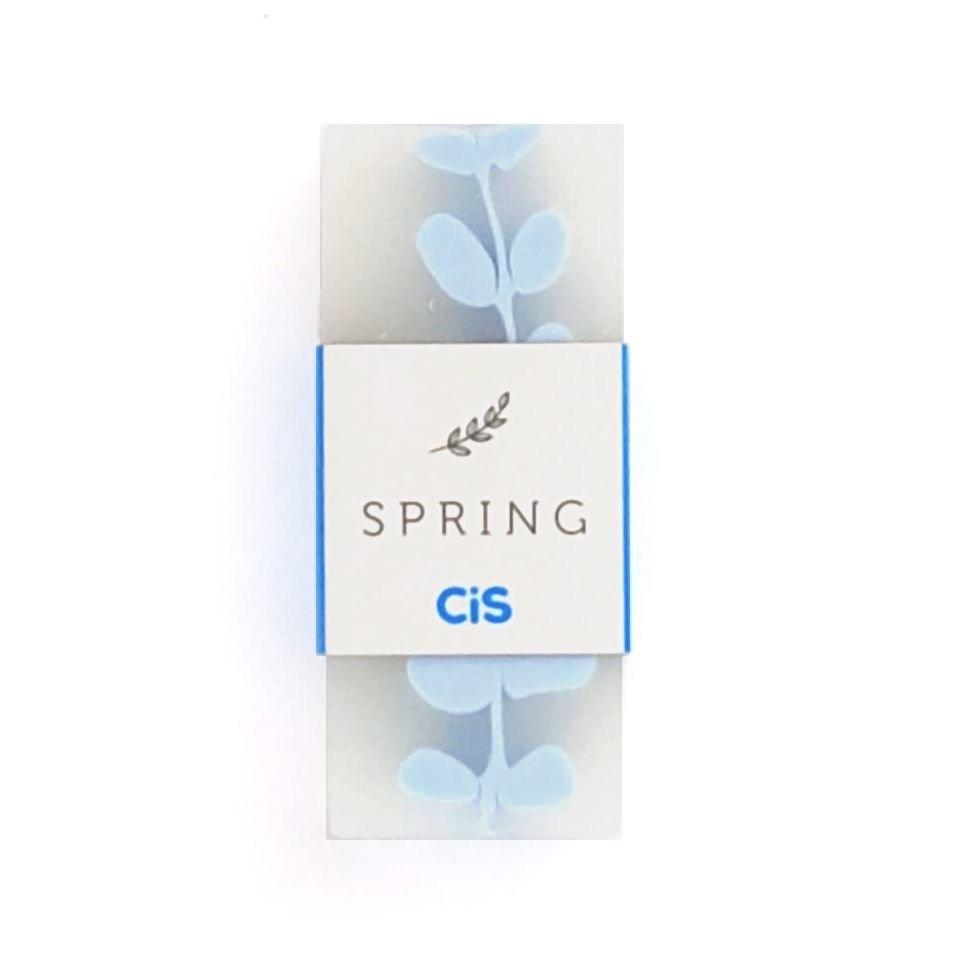 Borracha Spring Cores Pasteis - Azul