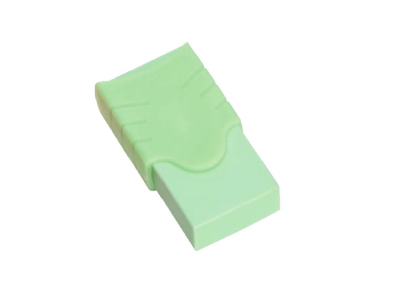 Borracha TPR Pastel - Verde