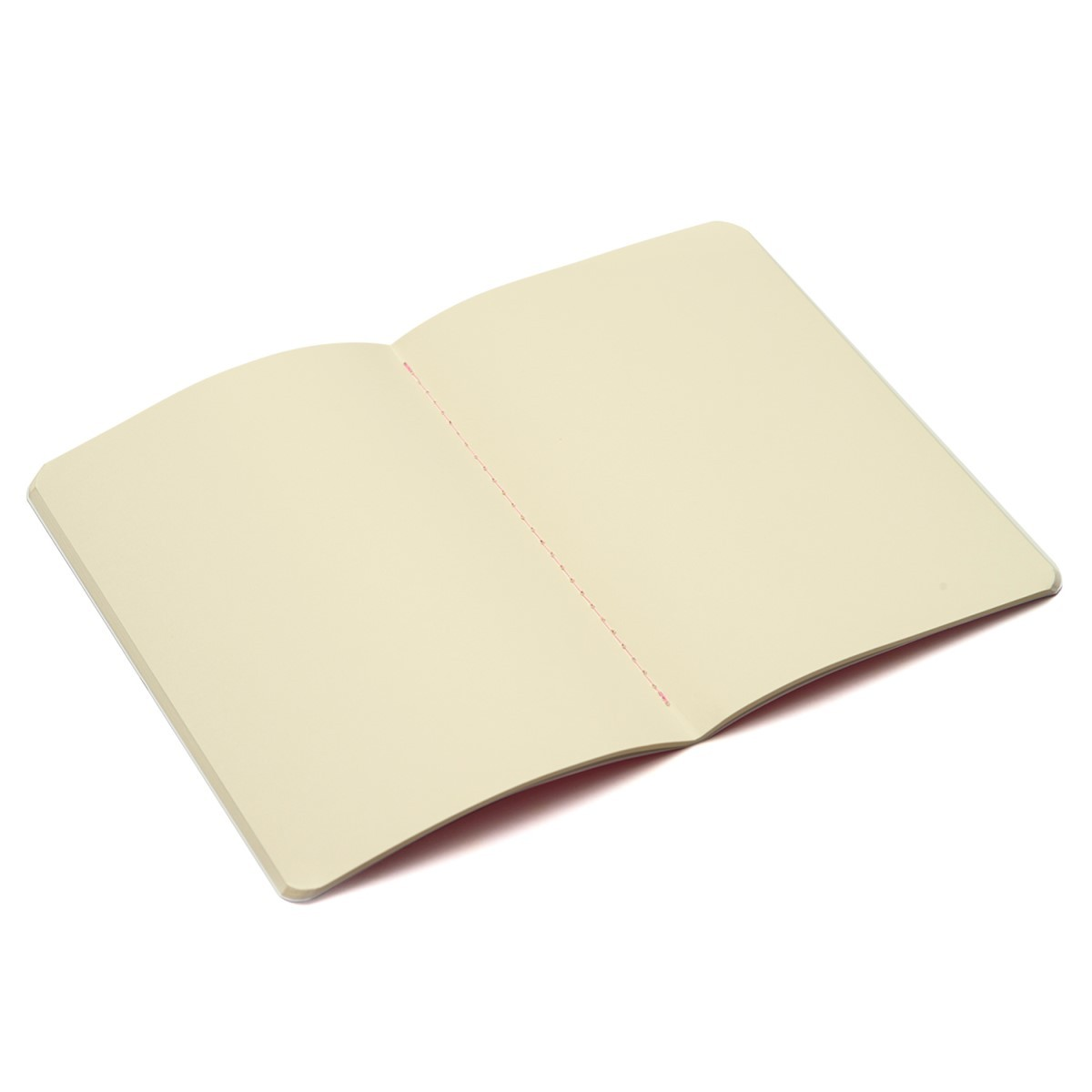 Caderneta Rosa Degrade