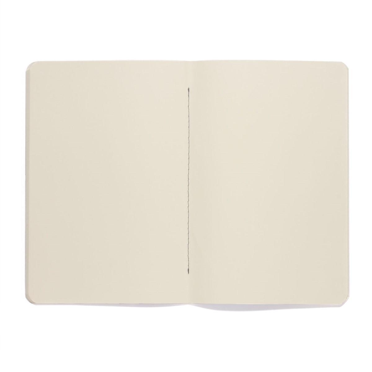 Caderneta Terrazzo Marinho