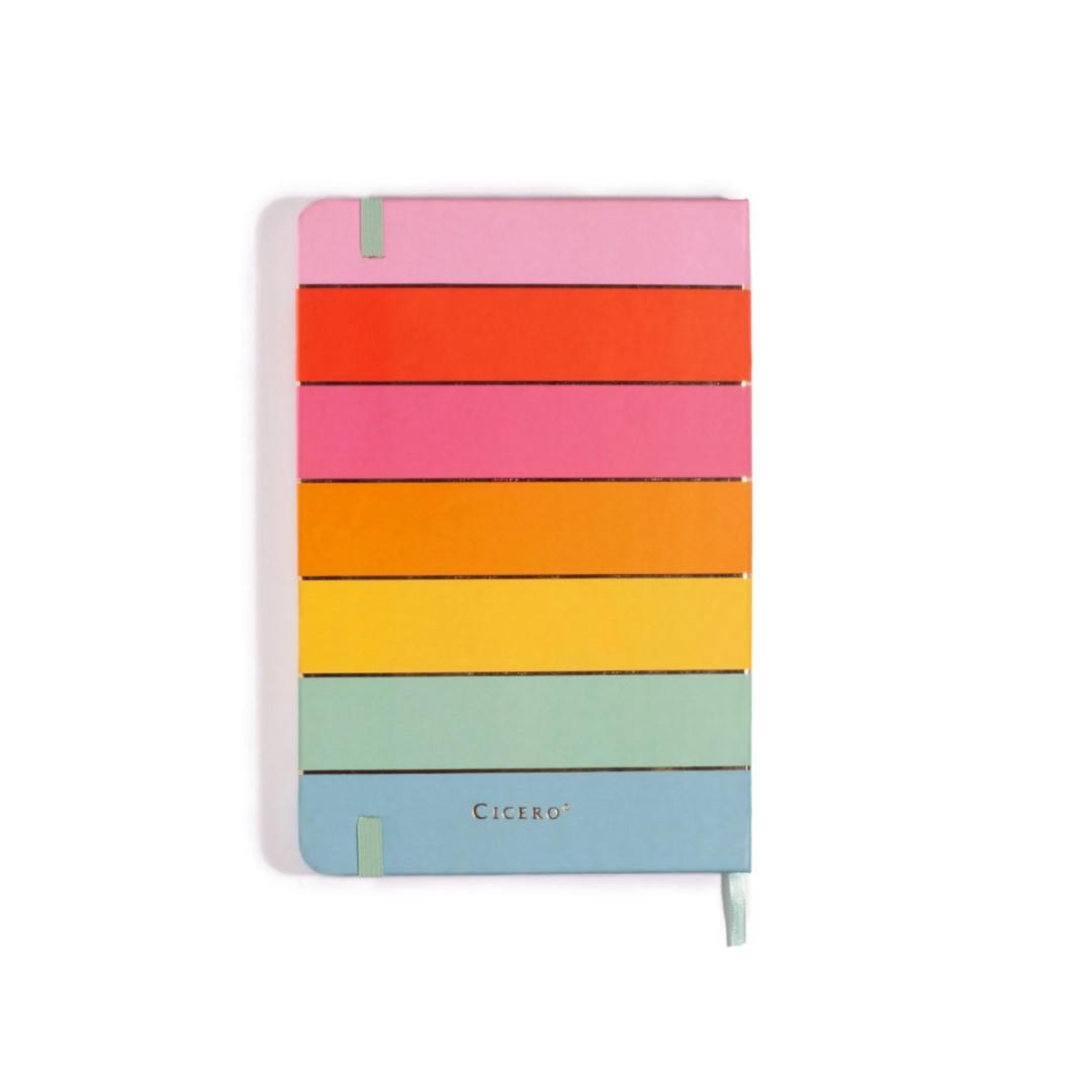 Caderneta Todas Juntas Arco Iris
