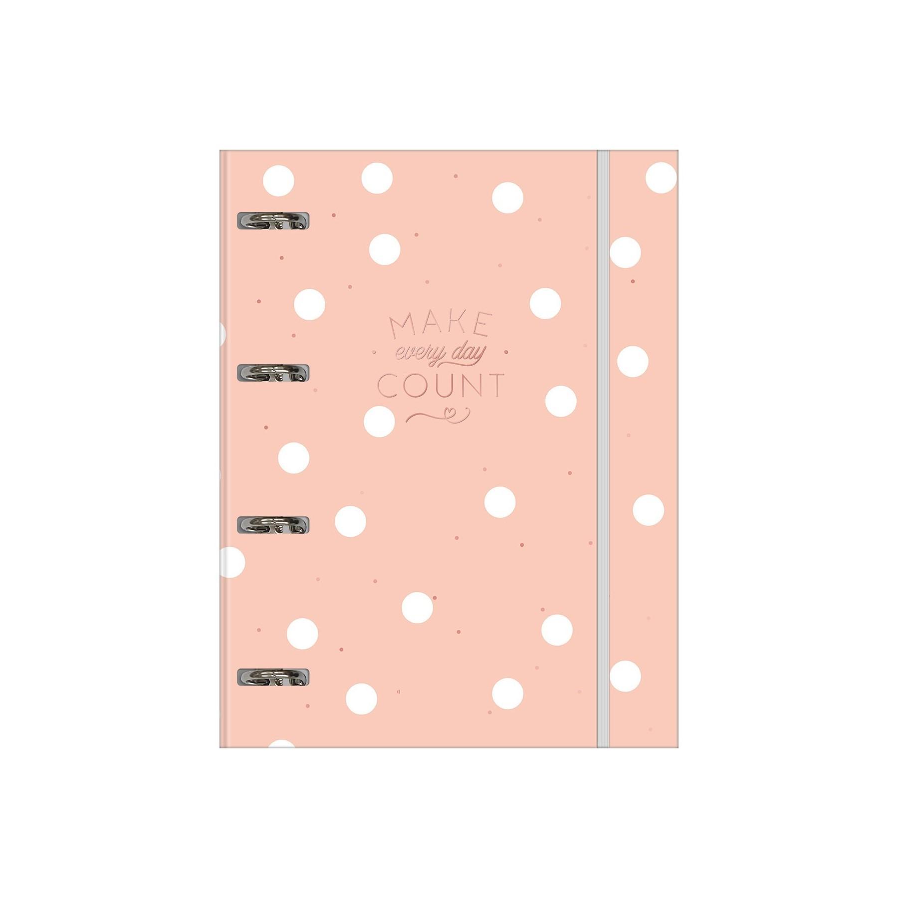 Caderno Argolado Universitário Soho