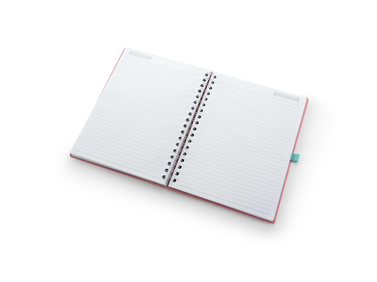 Caderno Riccio 90 Folhas Pautado