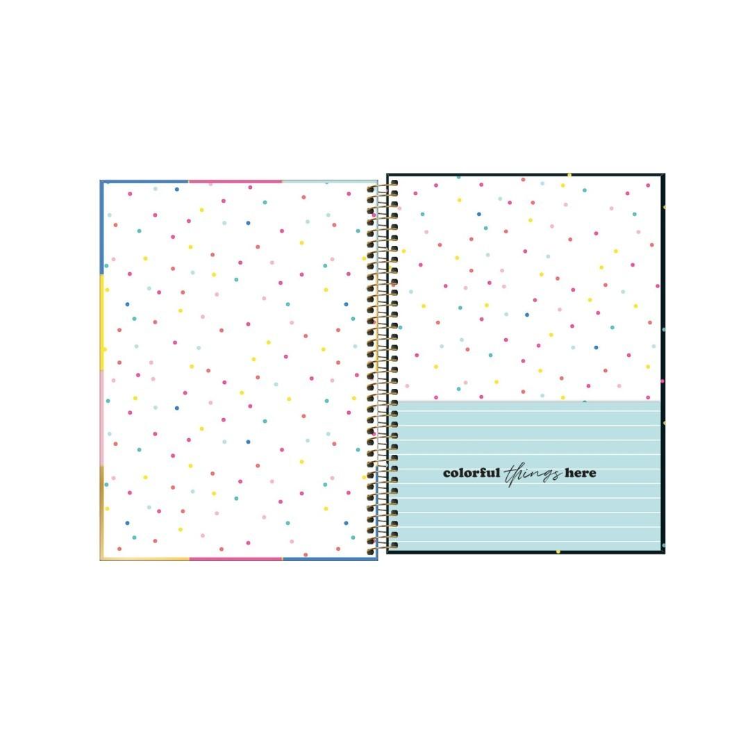 Caderno Universitário 80fls Be Nice 1
