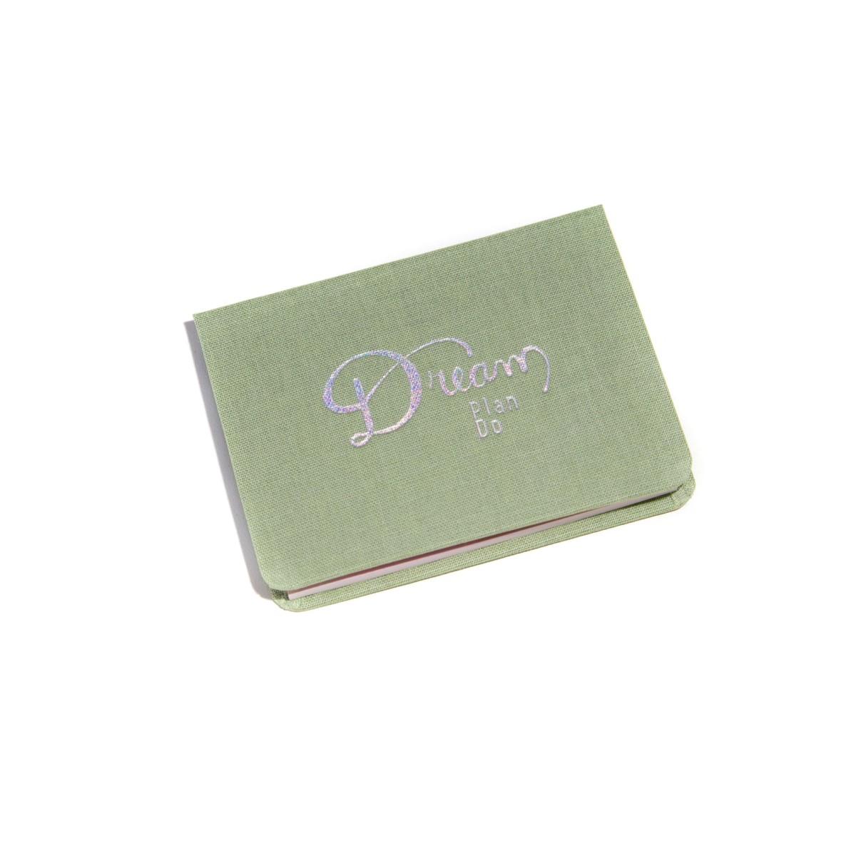 Conjunto 5 Sticky Notes Cotton Verde