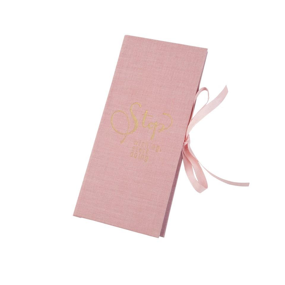 Conjunto Cotton 4 Sticky Notes Rosa