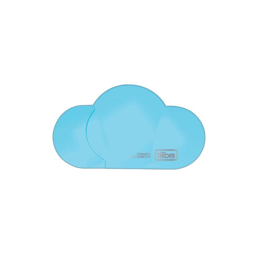 Fita Corretiva Nuvem Diversas Cores - Azul