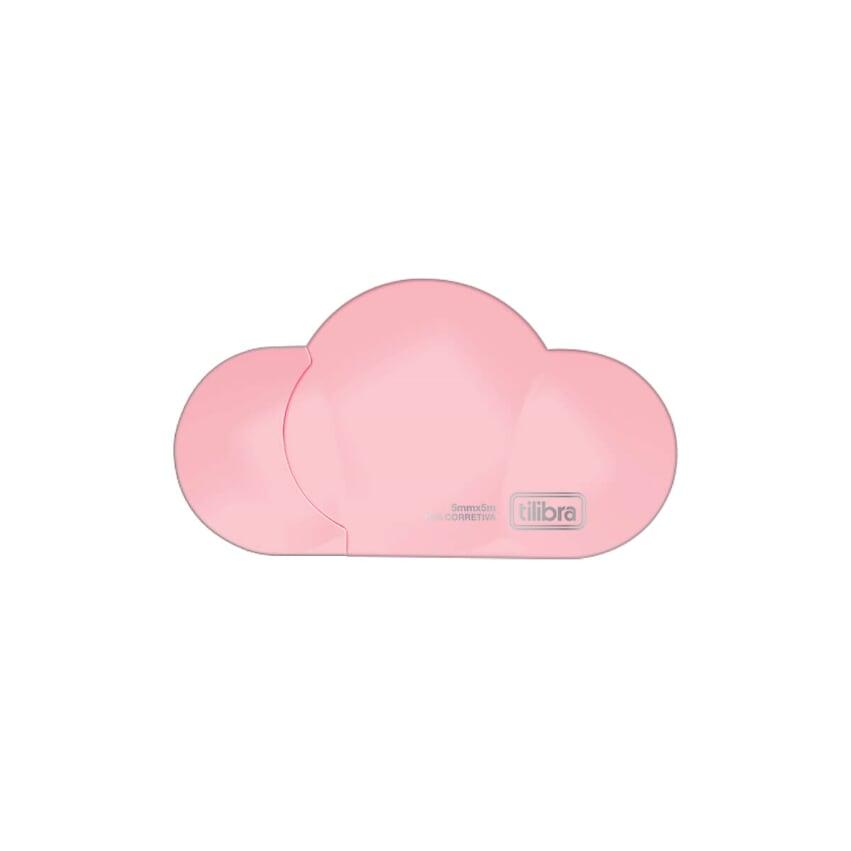 Fita Corretiva Nuvem Diversas Cores - Rosa